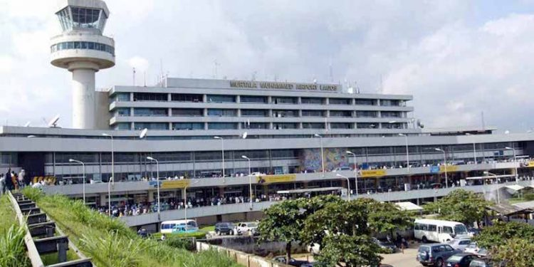 Aviation sector's GDP grows by 4.98% in Q2 2021 Aviation sector's GDP grows by 4.98% in Q2 2021 Murtala Muhammed International Airport Lagos Nigeria 750x375