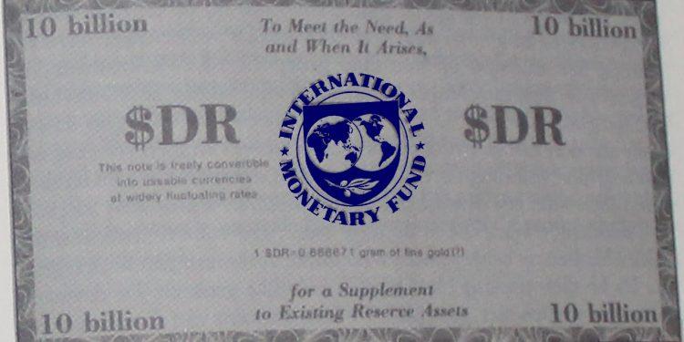 IMF: Ghana's $1 billion SDR allocation hits BoG's account IMF: Ghana's $1 billion SDR allocation hits BoG's account SDR 750x375
