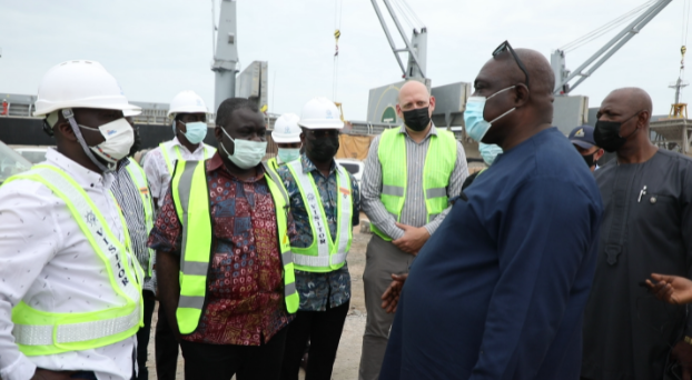 Port of Takoradi to become Port of choice in West Africa sub-region - Transport Minister Port of Takoradi to become Port of choice in West Africa sub-region – Transport Minister Takoradi Port