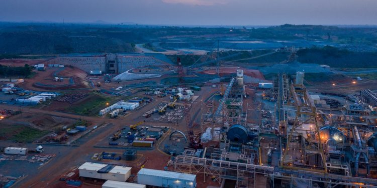 Newmont to spend over $850 million in development of Ghana's Ahafo North gold mine Newmont to spend over $850 million in development of Ghana's Ahafo North gold mine ahafo updated hero 750x375