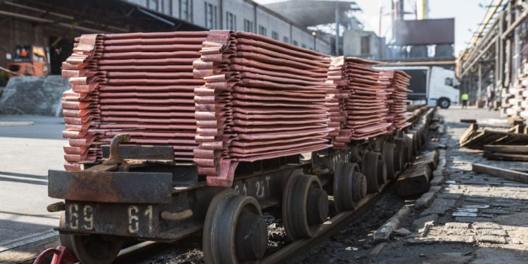 Copper price falls as China's import volumes drop by over 10% Copper price falls as China's import volumes drop by over 10% copper 1024x576 1 750x375