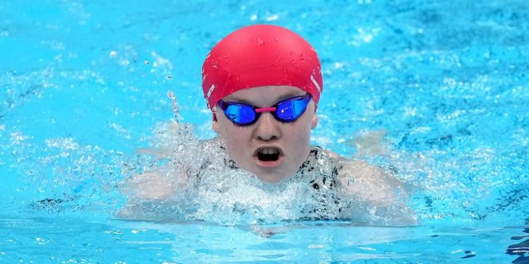 Tokyo Paralympics: Tully Kearney and Maisie Summers-Newton win golds for ParalympicsGB Tokyo Paralympics: Tully Kearney and Maisie Summers-Newton win golds for ParalympicsGB skysports maisie summers newton 5490561 750x375