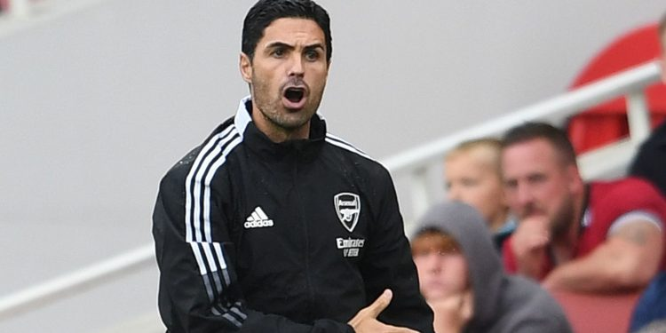Arsenal chiefs will back Mikel Arteta amid calls for him to be sacked after Chelsea loss Arsenal chiefs will back Mikel Arteta amid calls for him to be sacked after Chelsea loss skysports mikel arteta arsenal 5488156 750x375