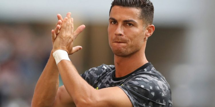 Cristiano Ronaldo: Juventus boss says he decided to use Portuguese star from the bench on Sunday Cristiano Ronaldo: Juventus boss says he decided to use Portuguese star from the bench on Sunday skysports ronaldo juventus 5485495 750x375
