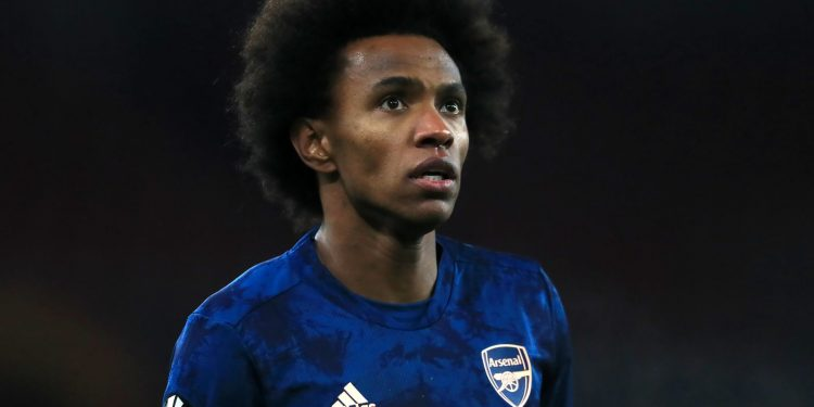 Willian: Forward saves Arsenal £20.5 million after terminating his contract as move to Corinthians nears Willian: Forward saves Arsenal £20.5 million after terminating his contract as move to Corinthians nears skysports willian arsenal 5394788 750x375