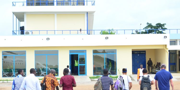 5 facts about the new Sunyani Airport you should know 5 facts about the new Sunyani Airport you should know sunyani front  750x375