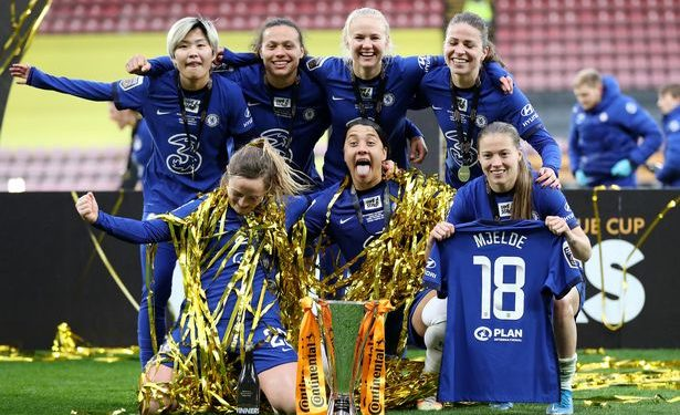 Can anyone stop Chelsea in the Women's Super League? Can anyone stop Chelsea in the Women's Super League? 0 Chelsea 615x375
