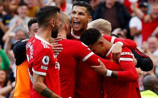 Cristiano Ronaldo's Manchester United return has city buzzing, says Gary Neville Cristiano Ronaldo's Manchester United return has city buzzing, says Gary Neville 11ronaldo top articleLarge 600x375
