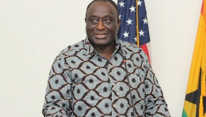 Ghana and US at a turning point in trade relations – Trade Minister Ghana and US at a turning point in trade relations – Trade Minister Alan Kyerematen e1609261737224 659x375