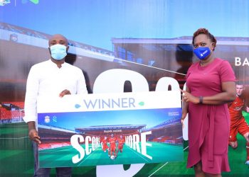 Winners of StanChart's Bank More Score More Campaign receive exciting prizes Winners of StanChart's Bank More Score More Campaign receive exciting prizes BMSM WINNER 350x250