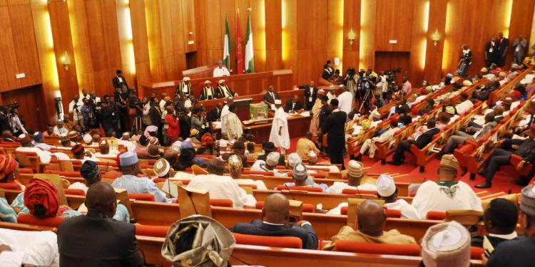 Nigeria: Capital market panics as Senate escalates fear of SEC insolvency Nigeria: Capital market panics as Senate escalates fear of SEC insolvency Capital market panics as Senate escalates fear of SEC insolvency 750x375