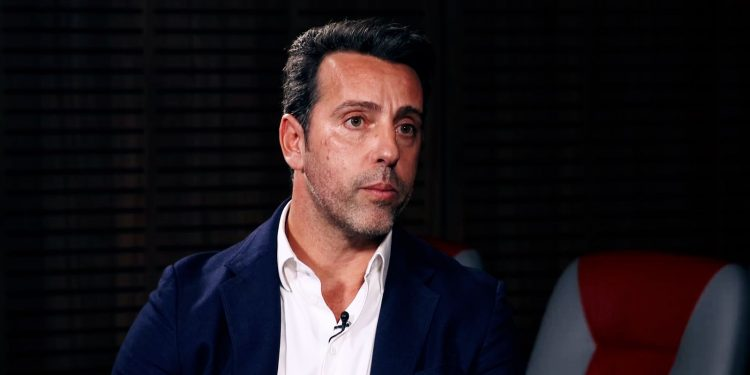 Edu exclusive interview: Arsenal transfer policy, his technical director role, and Mikel Arteta discussed Edu exclusive interview: Arsenal transfer policy, his technical director role, and Mikel Arteta discussed EDU 750x375