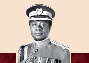 Book on the life and times of General Acheampong out on Sept. 23 Book on the life and times of General Acheampong out on Sept. 23 Front Cover of Book 350x250