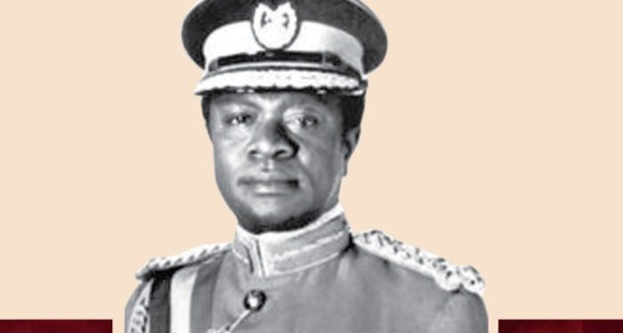 Book on the life and times of General Acheampong out on Sept. 23 Book on the life and times of General Acheampong out on Sept. 23 Front Cover of Book 700x375
