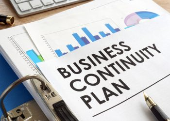 Business continuity plan in a blue folder. TOR gets new MD TOR gets new MD GettyImages 984763360 350x250