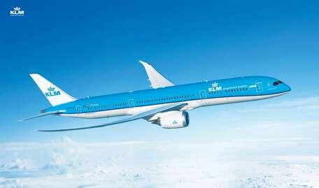 klm: gcaa investigates bird strike as flight takes-off for amsterdam KLM: GCAA investigates bird strike as flight takes-off for Amsterdam KLM Plane tcm851 698123
