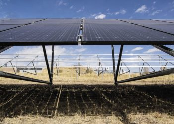 East-west orientation? Here are two new approaches to designing your solar project East-west orientation? Here are two new approaches to designing your solar project NREL bifacial 350x250