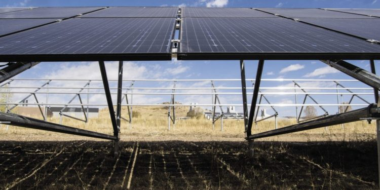 East-west orientation? Here are two new approaches to designing your solar project East-west orientation? Here are two new approaches to designing your solar project NREL bifacial 750x375