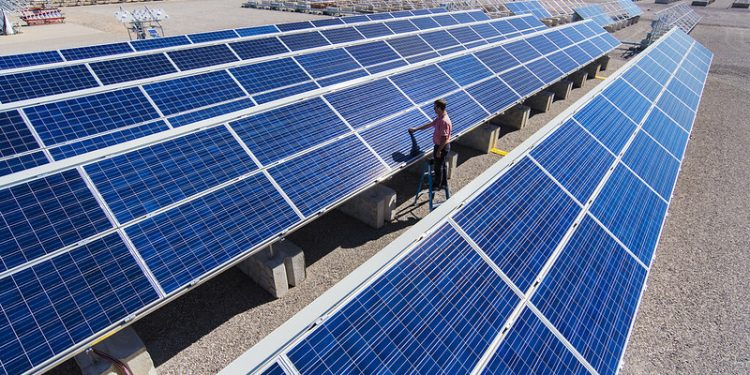 The world's largest solar power stations The world's largest solar power stations Solar 4 750x375