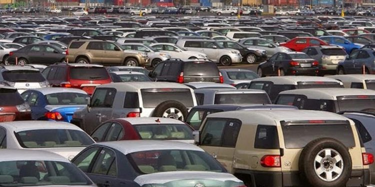 Nigeria spends N601.51 billion on importation of vehicles in H1 2021 Nigeria spends N601.51 billion on importation of vehicles in H1 2021 Tokunboh cars 750x375