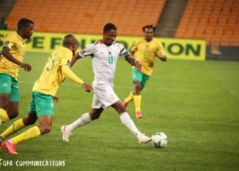 South Africa vs Ghana: Late strike sinks Ghana in Johannesburg South Africa vs Ghana: Late strike sinks Ghana in Johannesburg WhatsApp Image 2021 09 06 at 10