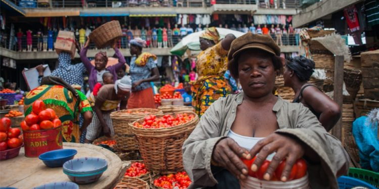 GRA records decline in tax revenue from the informal sector GRA records decline in tax revenue from the informal sector Yeebo Market 01 750x375