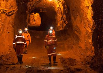 AngloGold Ashanti says its mine in Guinea is 'operating normally' despite coup AngloGold Ashanti says its mine in Guinea is 'operating normally' despite coup anglogold ashanti 350x250