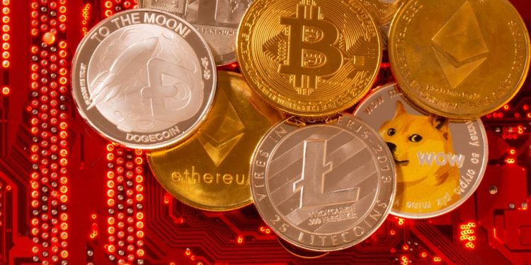 Exclusive: U.S. Treasury, financial industry discuss cryptocurrency 'stablecoins' Exclusive: U.S. Treasury, financial industry discuss cryptocurrency 'stablecoins' bitcoin 8 750x375