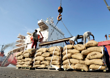 Ghana Shippers Authority up freight charges on cocoa shipment by 5% Ghana Shippers Authority up freight charges on cocoa shipment by 5% global ghan news 350x250