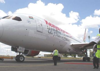 Kenya Airways leases 2 planes to Congo carrier Kenya Airways leases 2 planes to Congo carrier kq 350x250