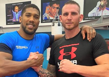 Anthony Joshua is sparring Australia's world-rated heavyweight Demsey McKean ahead of Oleksandr Usyk fight Anthony Joshua is sparring Australia's world-rated heavyweight Demsey McKean ahead of Oleksandr Usyk fight skysports anthony joshua demsey mckean 5504016 1 350x250