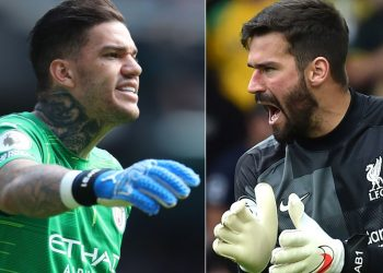 FIFA clears Brazilians to play in Premier League this weekend, along with Chile, Mexico and Paraguay players FIFA clears Brazilians to play in Premier League this weekend, along with Chile, Mexico and Paraguay players skysports ederson alisson football 5508070 350x250