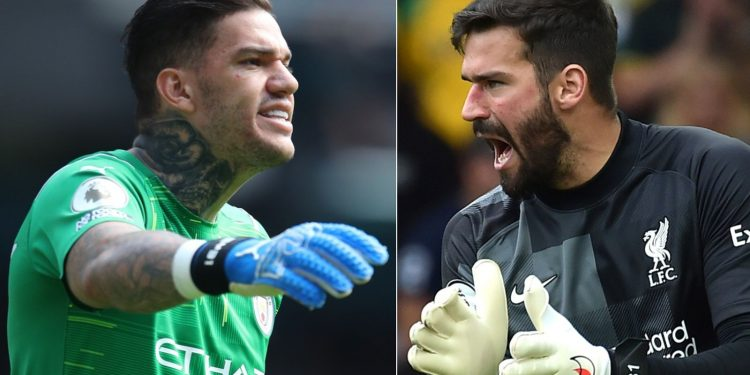 FIFA clears Brazilians to play in Premier League this weekend, along with Chile, Mexico and Paraguay players FIFA clears Brazilians to play in Premier League this weekend, along with Chile, Mexico and Paraguay players skysports ederson alisson football 5508070 750x375