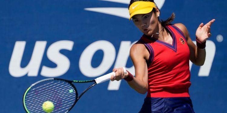 US Open: Emma Raducanu facing Maria Sakkari in bid for Grand Slam final place US Open: Emma Raducanu facing Maria Sakkari in bid for Grand Slam final place skysports emma raducanu tennis 5498721 750x375