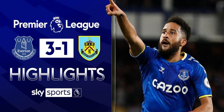 Everton 3-1 Burnley: Andros Townsend scores screamer as Everton score three in seven minutes to stun Burnley Everton 3-1 Burnley: Andros Townsend scores screamer as Everton score three in seven minutes to stun Burnley skysports everton burnley 5511851 750x375