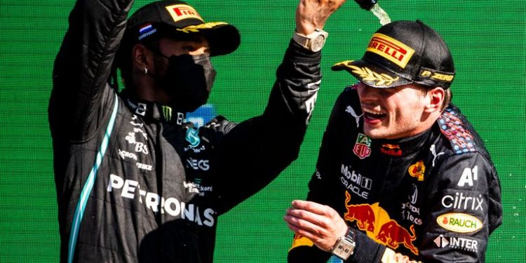 Dutch GP: Lewis Hamilton admits Max Verstappen 'on another level' as title lead changes hands again Dutch GP: Lewis Hamilton admits Max Verstappen 'on another level' as title lead changes hands again skysports lewis hamilton max 5501918 750x375